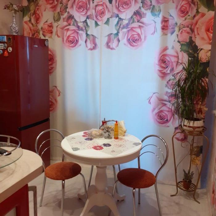 Фотошторы «Арка из роз»