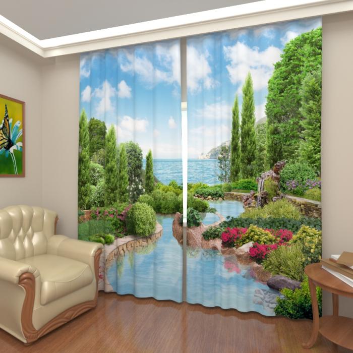 Большая распродажа «Сад у моря 1»