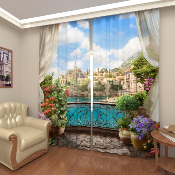 Большая распродажа «Уютный балкон, Атлас лайт»