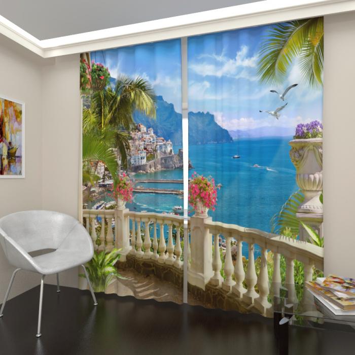 Большая распродажа «Вид на гавань, Гранд Паула»