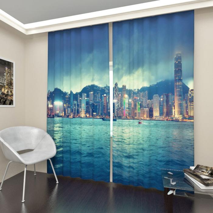 Фотошторы «Гонконг»