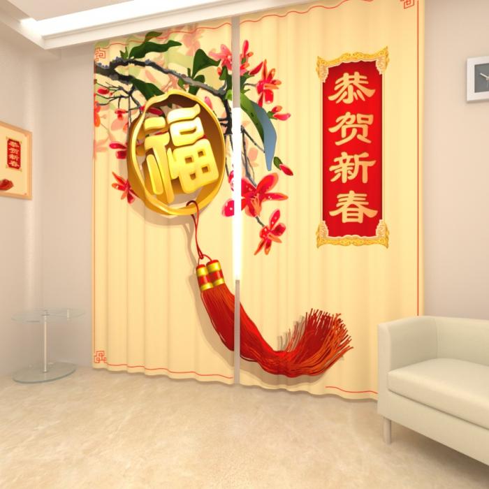 Фотошторы «Китайский стиль»