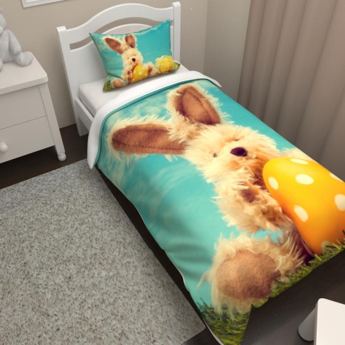 Постельное белье «КПБ Мартовский кролик 2»