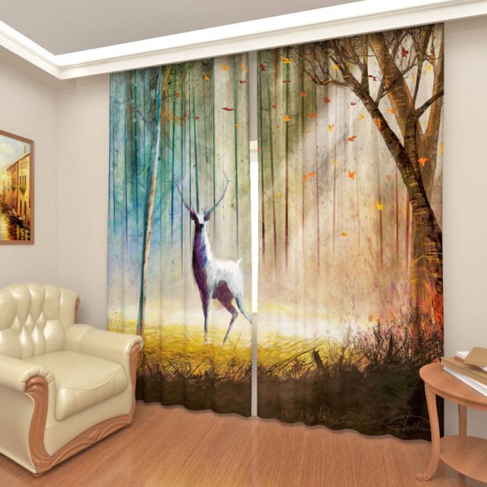 Большая распродажа «Лесной обитатель, Блэкаут оптима»