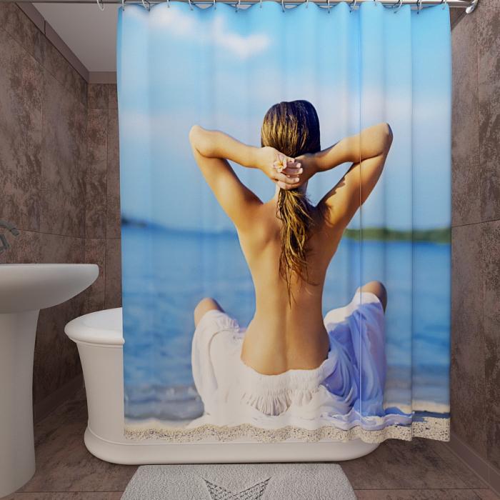 Фотошторы для ванной «Релакс 3»