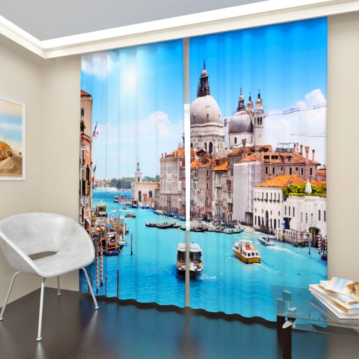 Фотошторы «Венеция 3»
